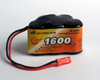 RECEIVER BATTERY PACK 6.0V 2/3A 1600mAh M TYPE