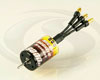 Micro Magnetic Brushless Motor 9000 kv