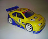 Bodyshell for 1/8 Rally Game - Megane