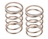 Shock spring (silver 302gf/mm) (2pcs.)