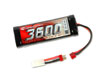 NiMH 7,2V, 3600mAh, Stick Pack, T-Connector & Tamiya